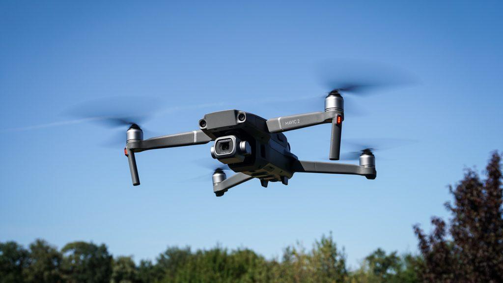 DJI Mavic 2 Pro und Zoom: Drohnenversicherung
