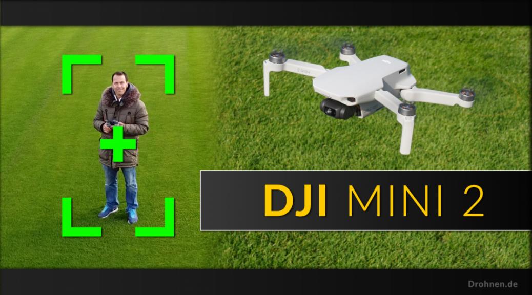 DJI Mini 2 Active Track