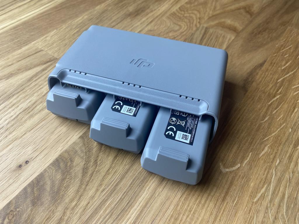 DJI Mini 2 Mehrfach-Ladehub