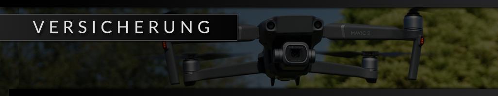 Drohnen Versicherung DJI Mavic 2 Pro
